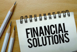 Certified Divorce Financial Analyst Solutions Notepad in Seattle